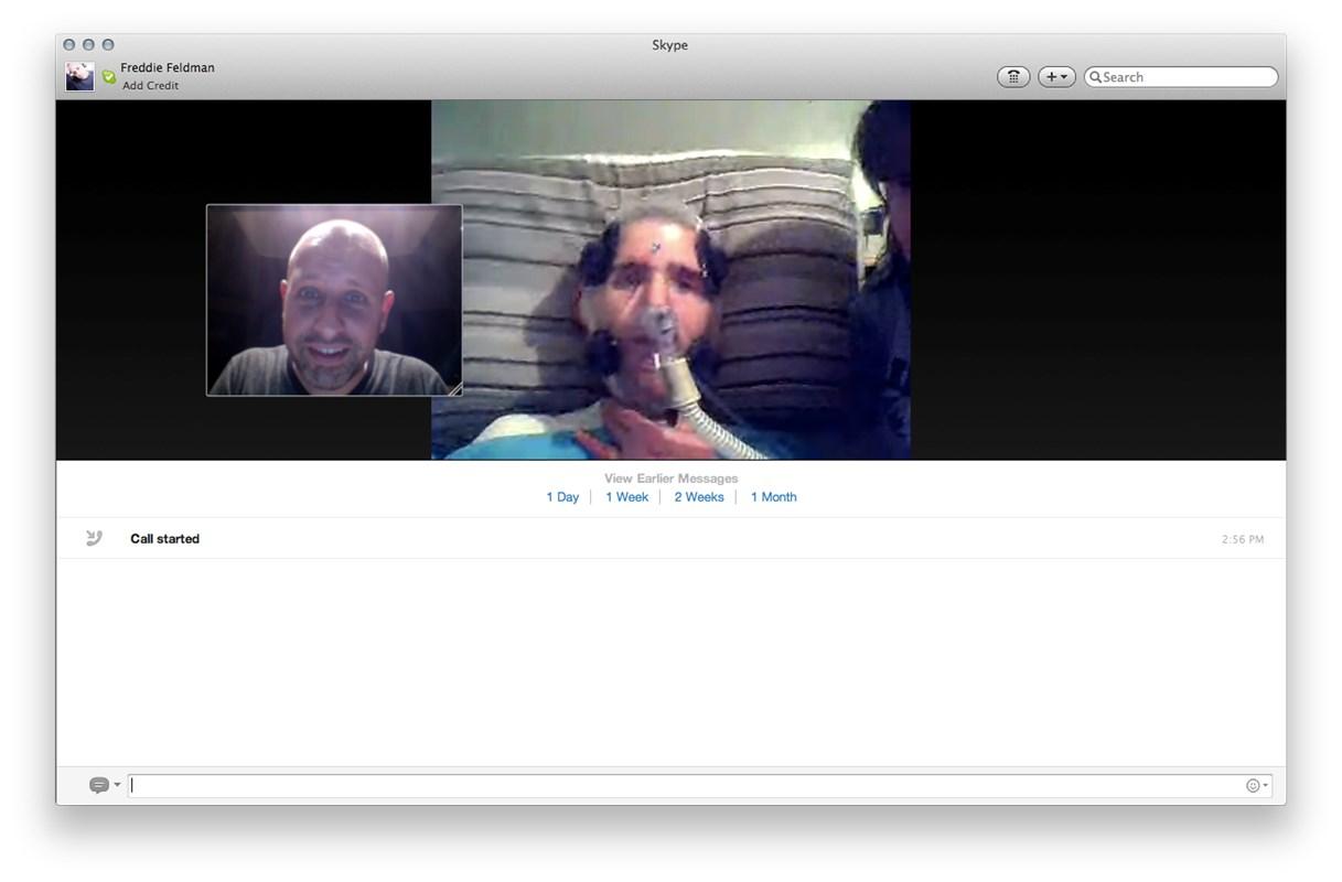 SkypeWithJoe